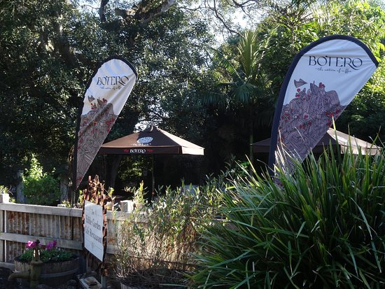 The Edible Garden Cafe/Restaurant - Accommodation Great Ocean Road