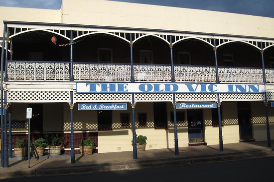 The Old Vic Inn Canowindra - Accommodation Great Ocean Road