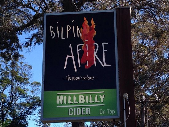 Bilpin Afire - Accommodation Great Ocean Road