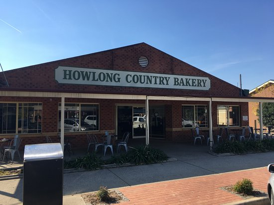 Howlong Country Bakery - Accommodation Great Ocean Road