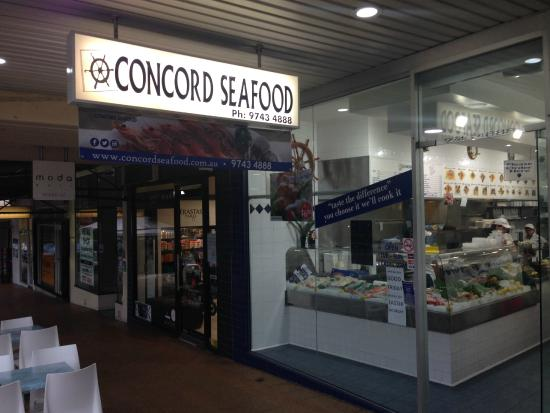 Concord Seafood - Accommodation Great Ocean Road