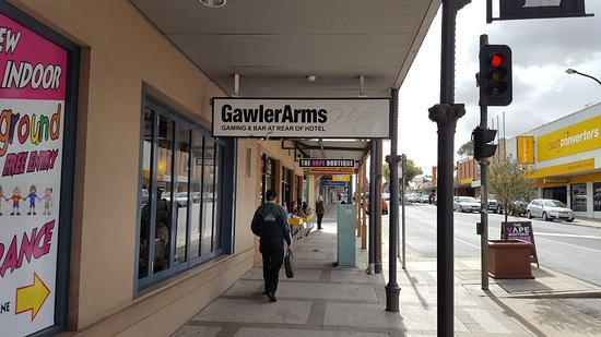 Gawler Arms Hotel - Accommodation Great Ocean Road
