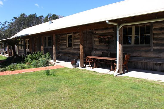 The Old Black Stump Restaurant  Function Room - Accommodation Great Ocean Road