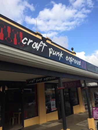 Craft Punk Espresso - Accommodation Great Ocean Road