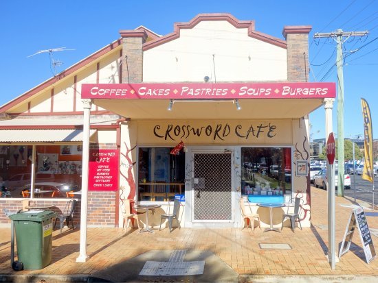 Crossword Cafe - Accommodation Great Ocean Road