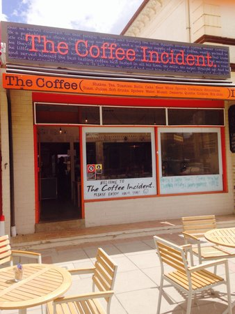 The Coffee Incident - Accommodation Great Ocean Road