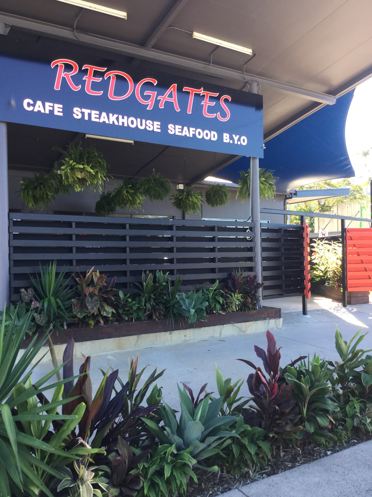 Redgates Caf Steakhouse Seafood - Accommodation Great Ocean Road