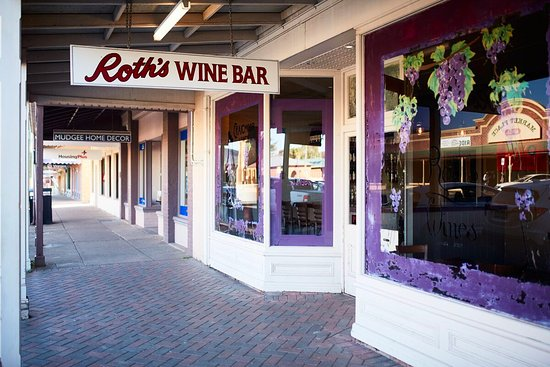 Roth Wine Bar - Accommodation Great Ocean Road