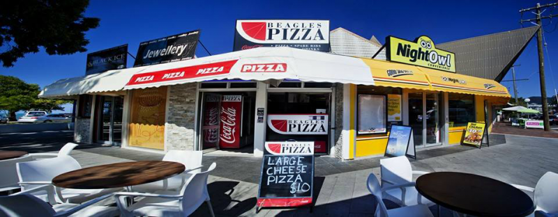 Beagles Pizza - Accommodation Great Ocean Road