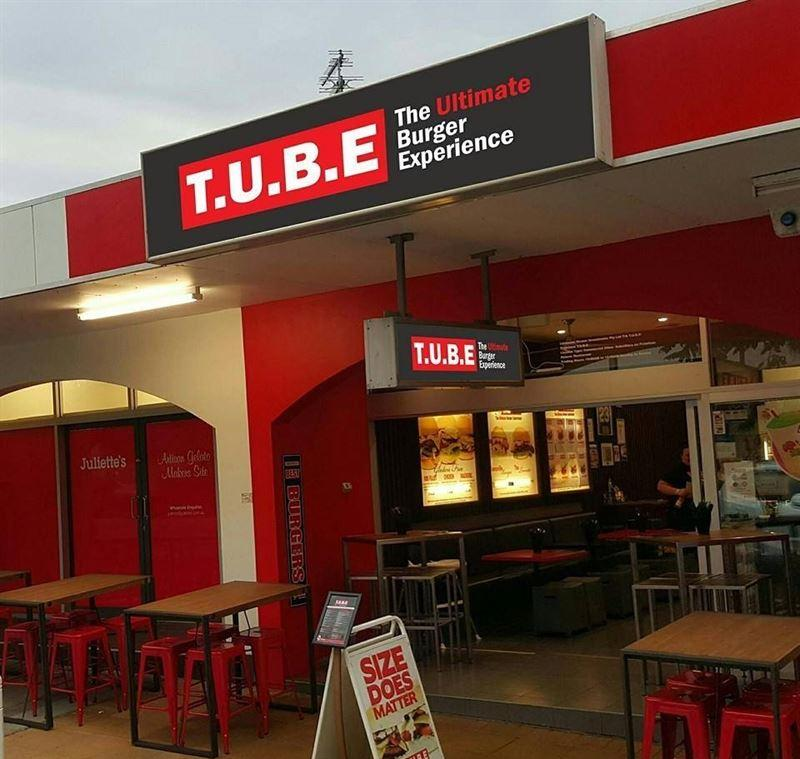 TUBE - The Ultimate Burger Experience - Accommodation Great Ocean Road