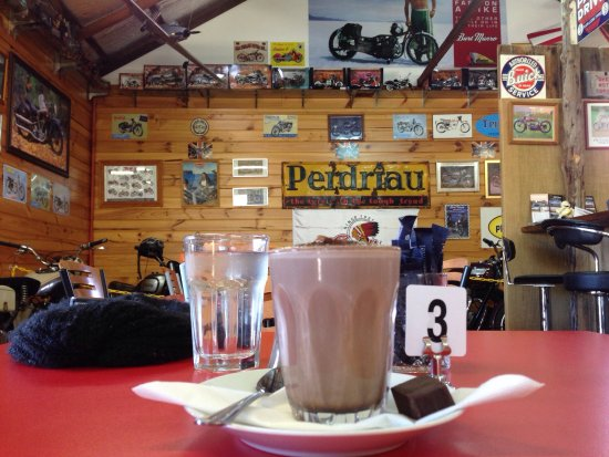 Burt Munro Motorcycle Cafe - Accommodation Great Ocean Road