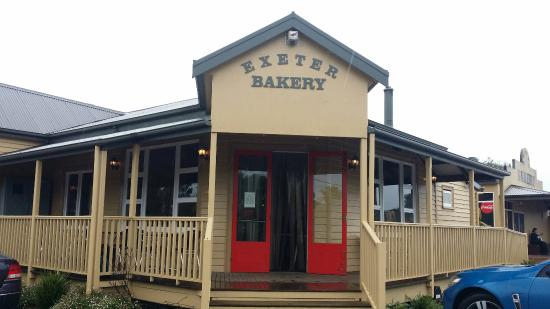 Exeter Bakery - Accommodation Great Ocean Road