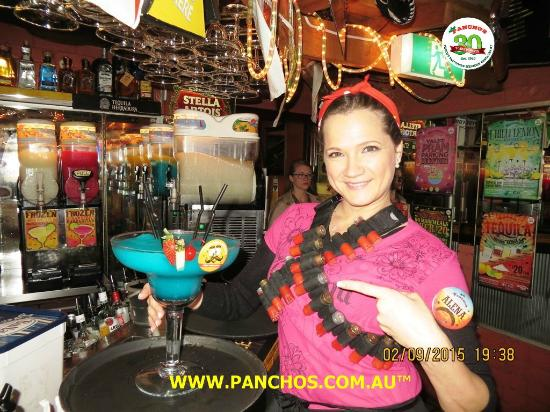 Panchos Mexican Villa Restaurant - Accommodation Great Ocean Road