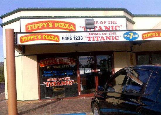 Tippy's Pizza - Accommodation Great Ocean Road