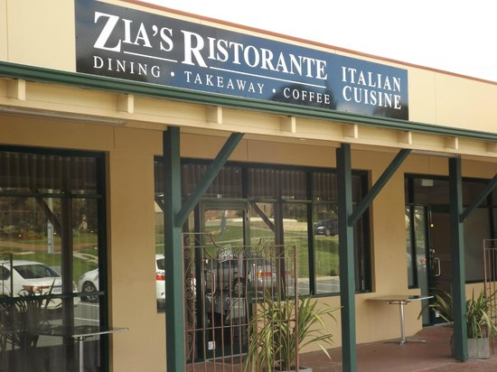 Zia's Ristorante - Accommodation Great Ocean Road