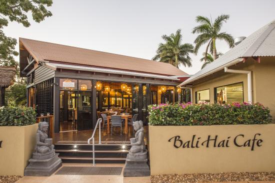 Bali Hai Cafe and Restaurant - Accommodation Great Ocean Road