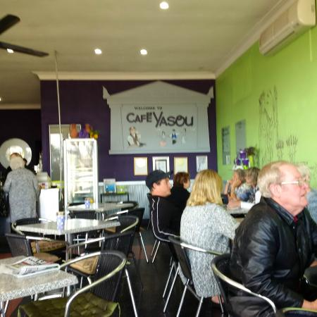 Cafe Yasou - Accommodation Great Ocean Road