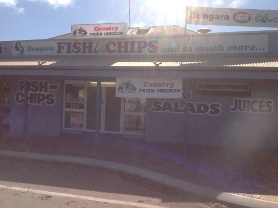 Dongara Fish  Chips - Accommodation Great Ocean Road