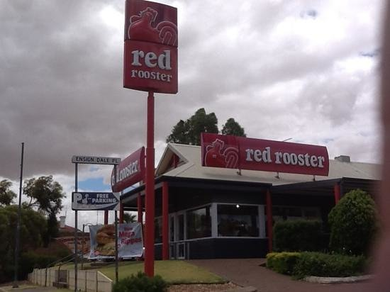 Red Rooster - Accommodation Great Ocean Road