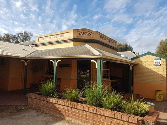 Jennacubbine Tavern - Accommodation Great Ocean Road