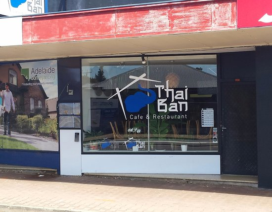 Thai Ban Cafe  Restaurant - Accommodation Great Ocean Road
