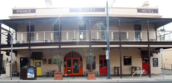 Prince Albert Hotel Gawler - Accommodation Great Ocean Road