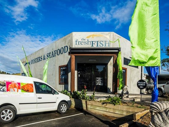 The Fresh Fish Place - Factory Direct Seafood - Accommodation Great Ocean Road
