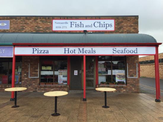 Normanville Fish Shop  Pizza - Accommodation Great Ocean Road