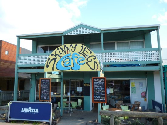 Skinny Legs Cafe - Accommodation Great Ocean Road