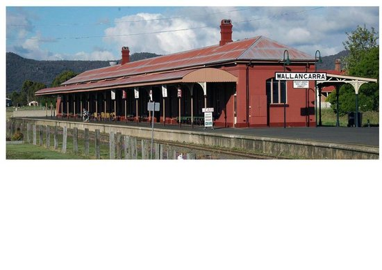 Wallangarra Railway Cafe - Accommodation Great Ocean Road