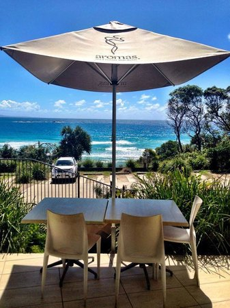Manta Ray Bistro at Stradbroke Island Beach Hotel - Accommodation Great Ocean Road
