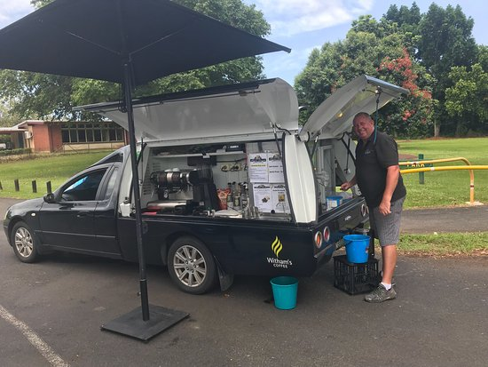 Mister Barista Mobile Coffee - Accommodation Great Ocean Road