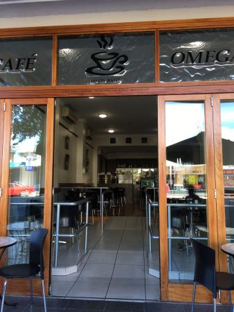 Cafe Omega - Accommodation Great Ocean Road