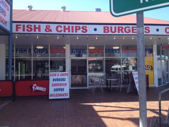 Beaudesert Fish and Chips - Accommodation Great Ocean Road