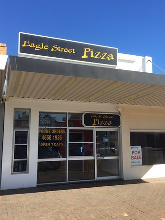 Eagle Street Pizza - Accommodation Great Ocean Road