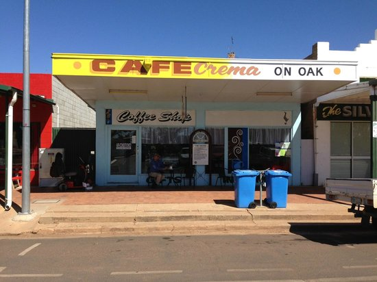 Cafe Crema on Oak - Accommodation Great Ocean Road