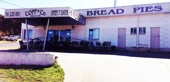Coff  Co Bakery - Accommodation Great Ocean Road