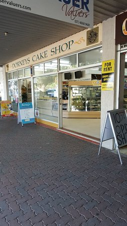 Dorney's cake shop - Accommodation Great Ocean Road