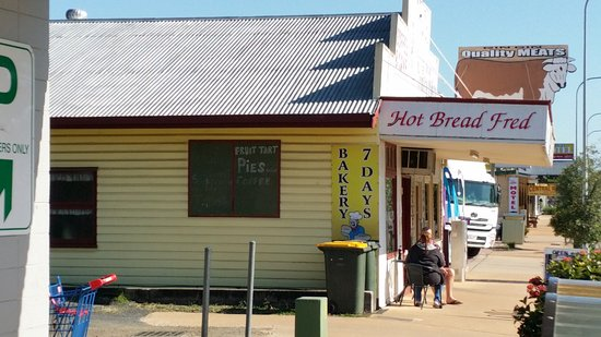 Hot Bread Fred - Accommodation Great Ocean Road