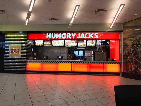 Hungry Jacks - Accommodation Great Ocean Road