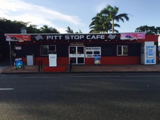 Pittstop Cafe Proserpine - Accommodation Great Ocean Road