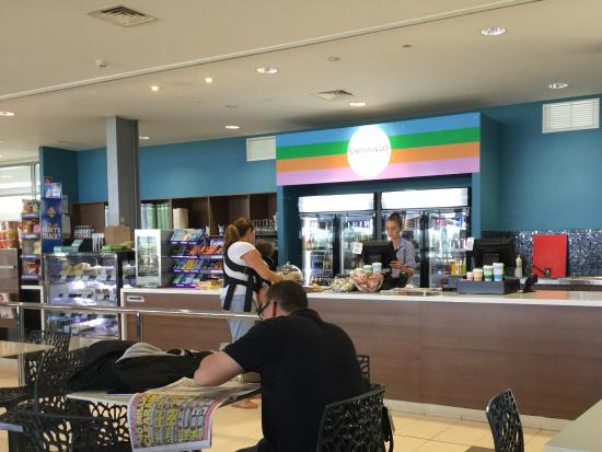 Whitsunday Coast Airport Cafe - Accommodation Great Ocean Road