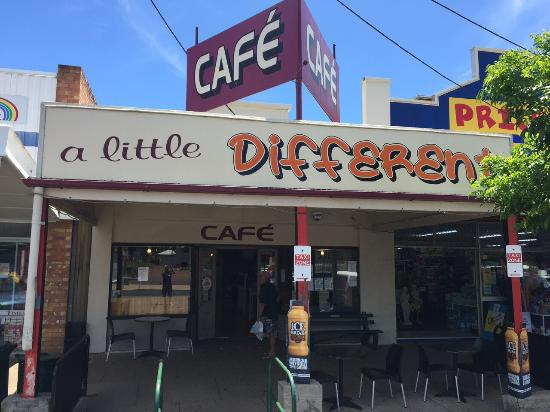 A Little Bit Different Cafe - Accommodation Great Ocean Road