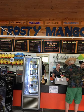 Frosty Mango - Accommodation Great Ocean Road