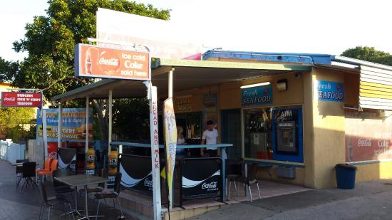 Jetty Seafood and Hamburgers - Accommodation Great Ocean Road