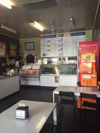tenterfield fish and chips - Accommodation Great Ocean Road