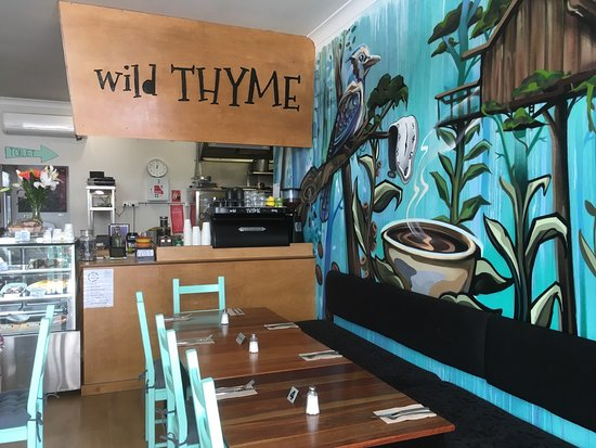 Wild THYME Dining - Accommodation Great Ocean Road