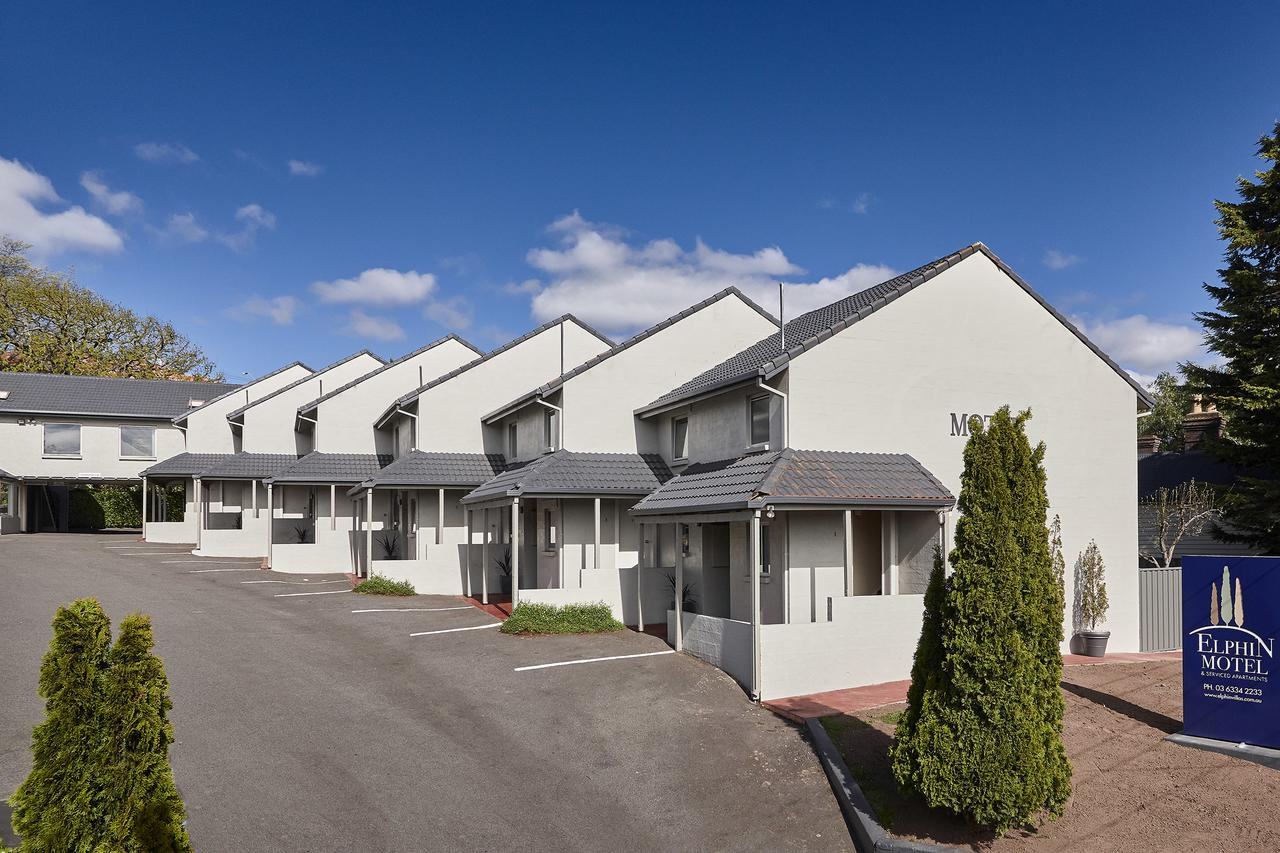 Elphin Motel  Serviced Apartments - Accommodation Great Ocean Road