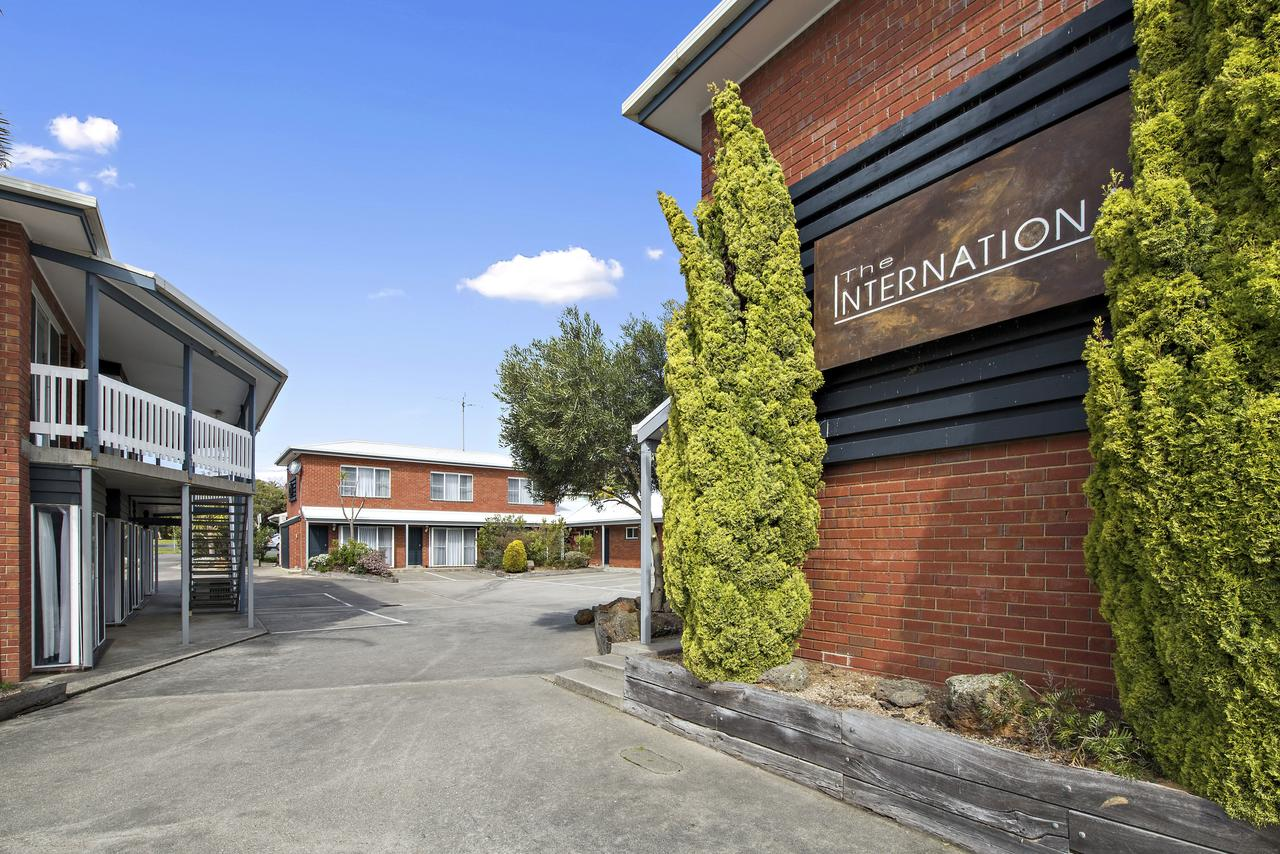 Comfort Inn The International - Accommodation Great Ocean Road