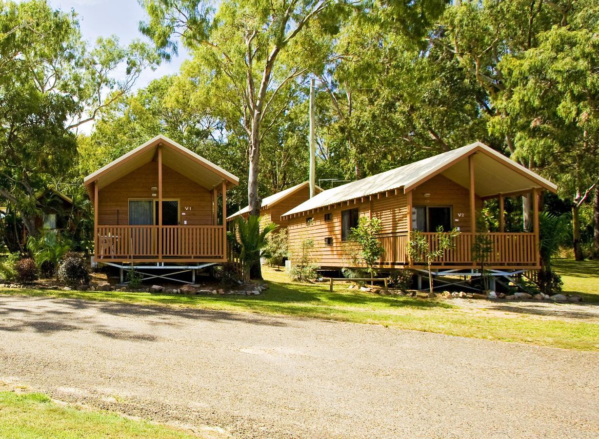 Captain Cook Holiday Village 1770 - Accommodation Great Ocean Road